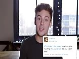 Ask Tom Daley December 2016