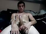 Hot Jerk off - more @ Gayboy.ca
