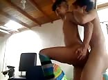 Cute young teens from Colombia