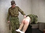 Russian Army Spanking 4