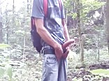FOREST EDGING JERK OFF SESSION #25