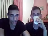 3 Greek Friends Have Fun On Cam, Dat Smooth Ass