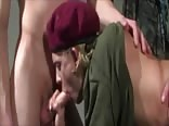 Military Boys Have BB Sex In The Lockerroom