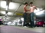 2 Boys jerking in the garage^^