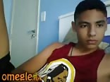 Sexy latino boy very hot on cam
