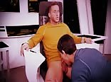 Star Trek A Gay XXX Parody (Scene 1)