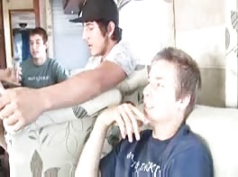 Fratboys in RV