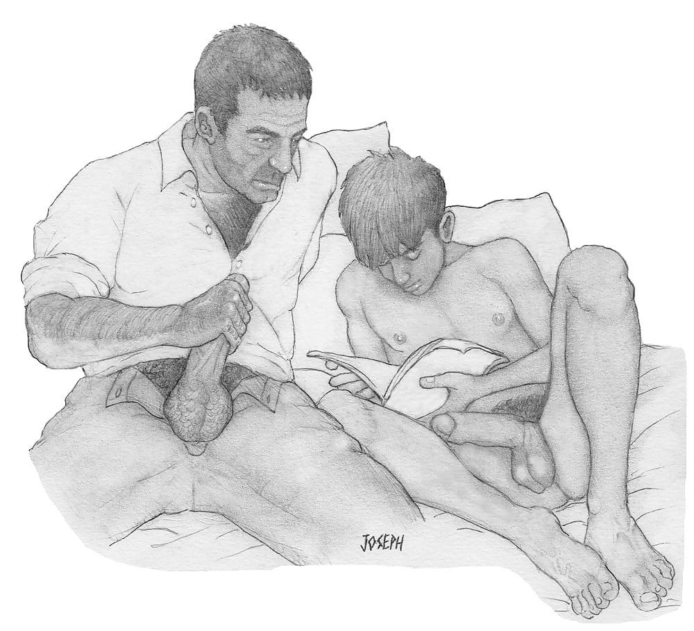 Gay Incest Taboo Verbal Daddy Son Pics