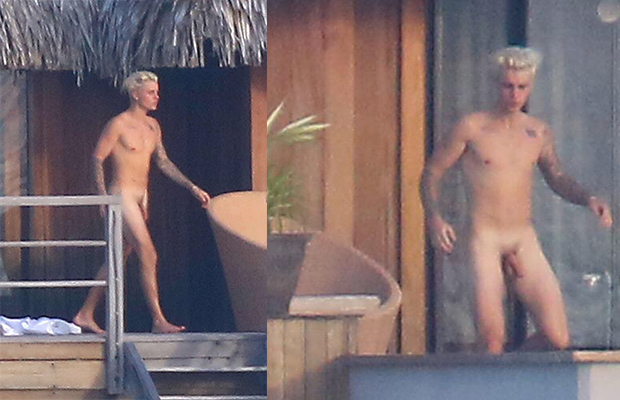 Justin bieber is trying to make naked fridays a thing