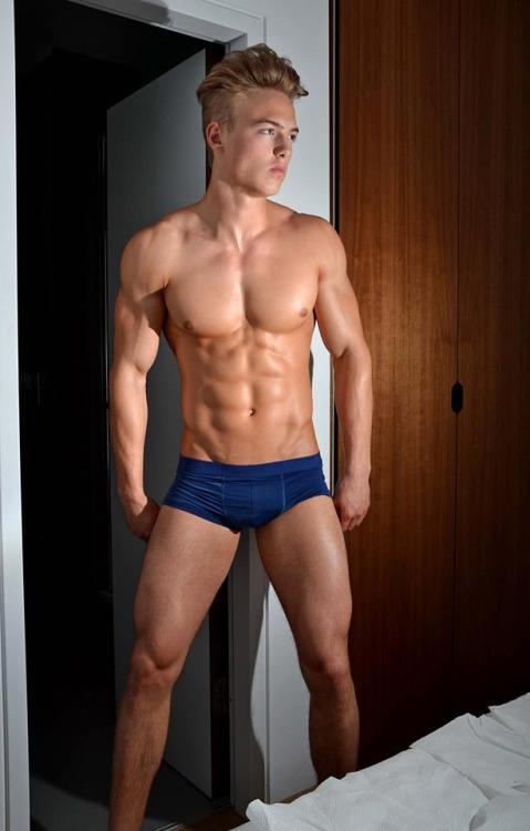 Nude german male models