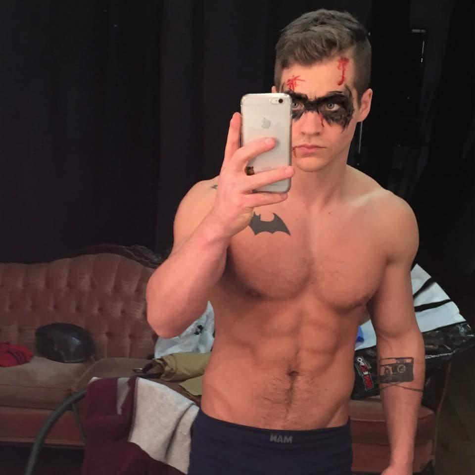 Hot nude geek boy juicy