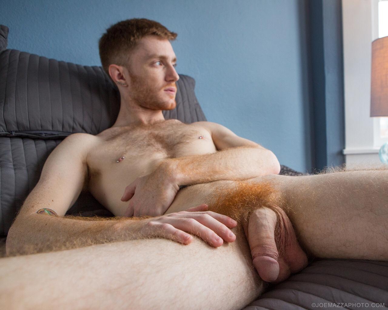Redhead nude male pics — img 14