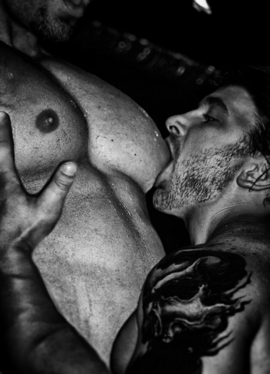 Gay nipple blog