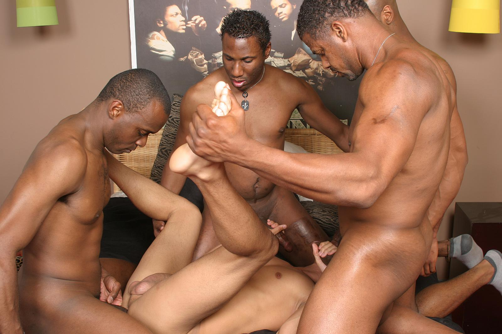 Free male gang bang stories