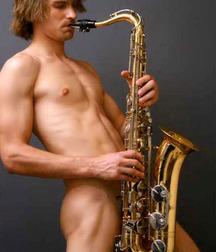 very sensual musicians