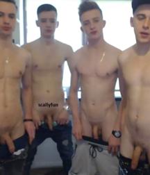 all naked