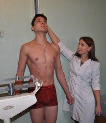 I want a female doctor