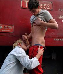 En train ou au métro, toujours chauds