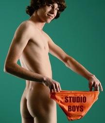 Studio Boys - Nude Shoot