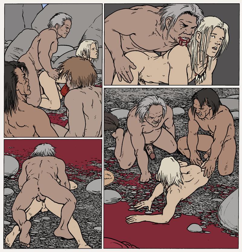 Caveman Sex Porn