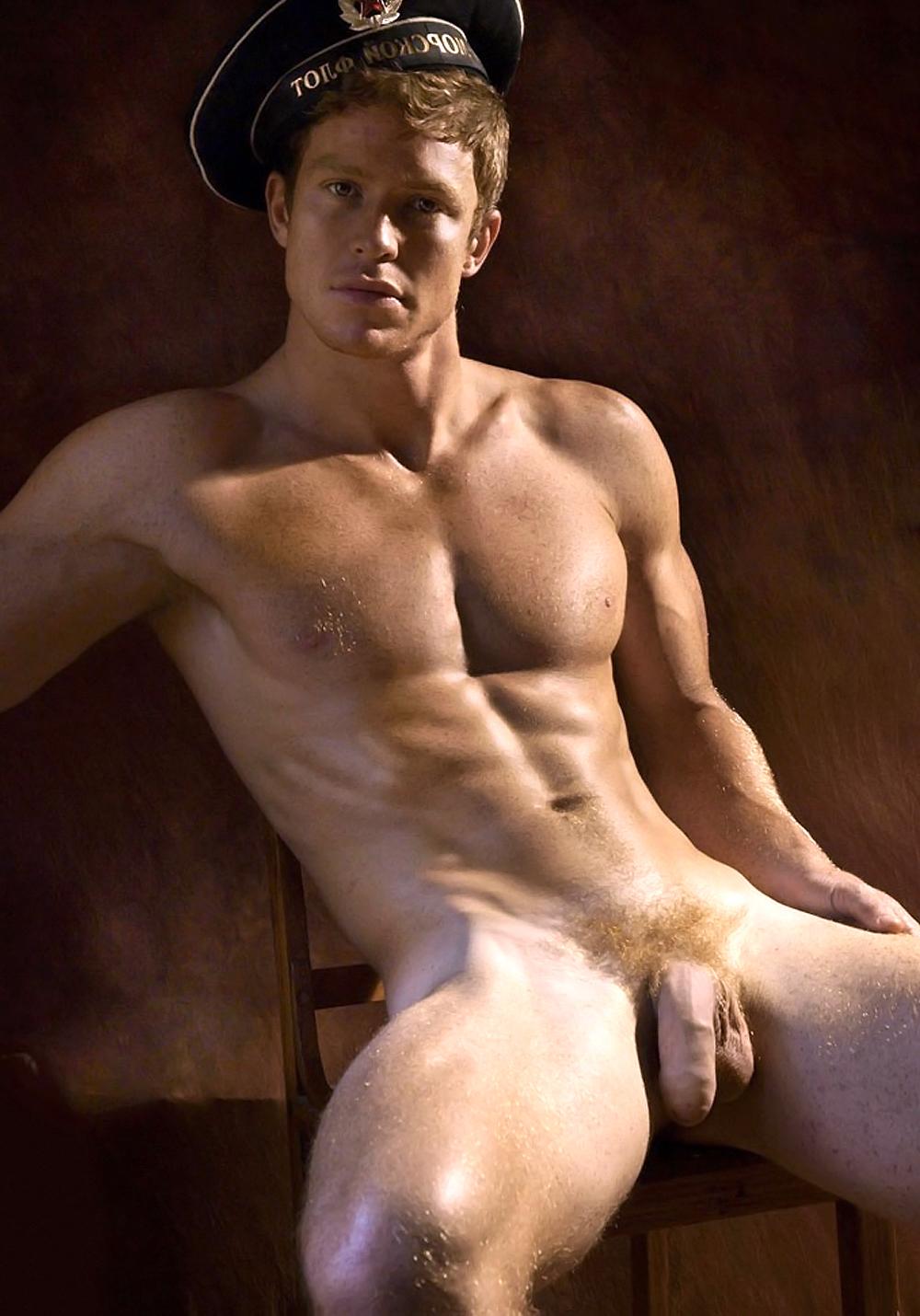 голые горячие эротические парни - 11