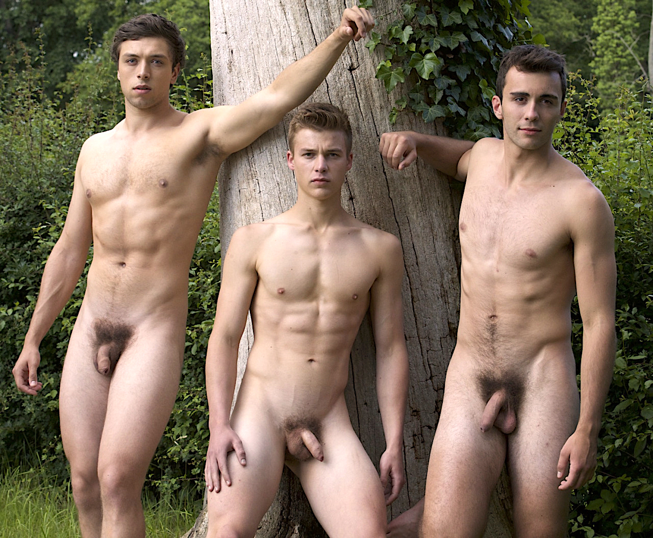 Pictures of naked guys with small dicks