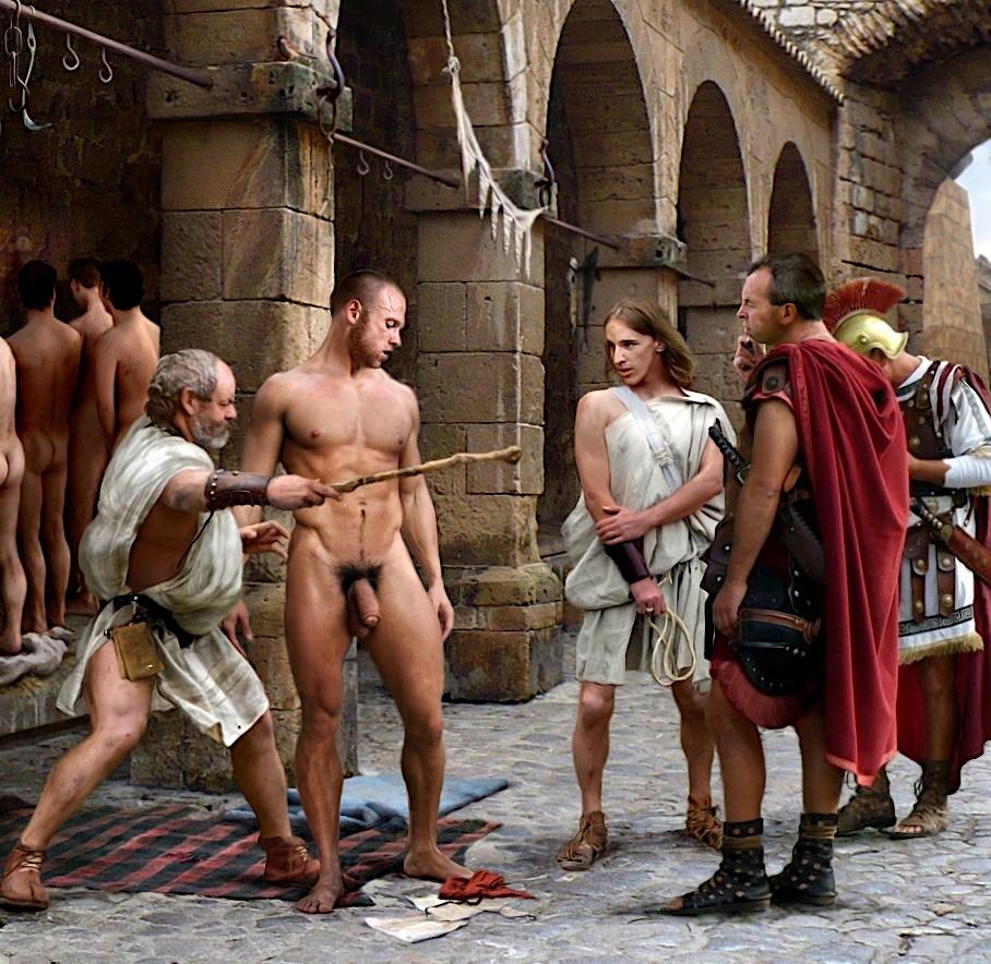 Rome Teen Girl Nude