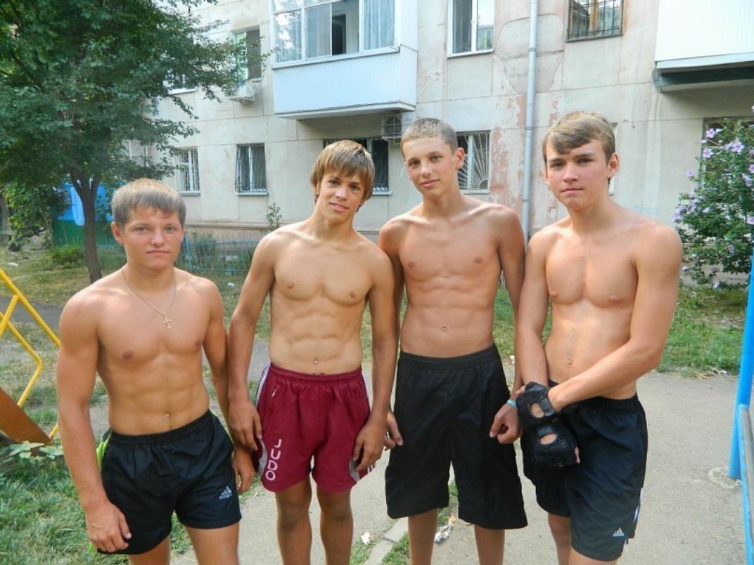 Русские пацаны на спор — photo 4