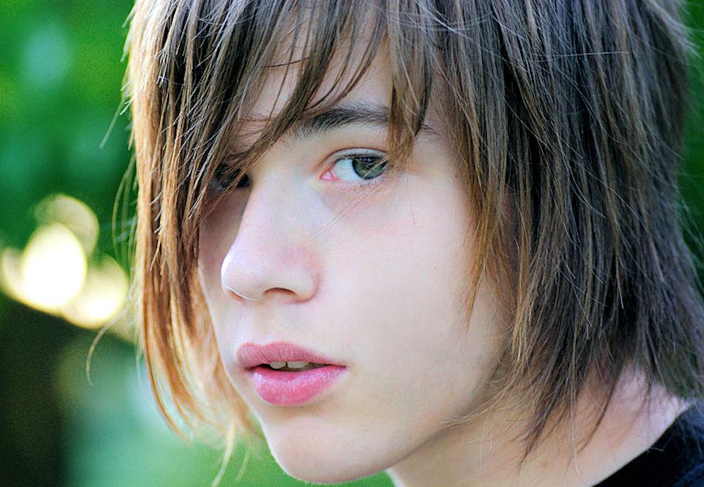 Teen boy become tgirl 5