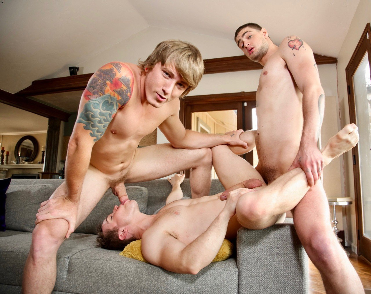 Brothers gay sex