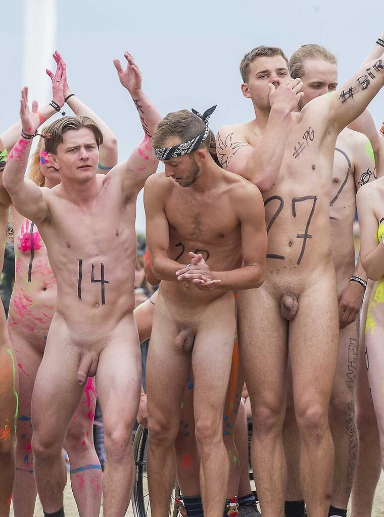 Men naked candid — photo 4