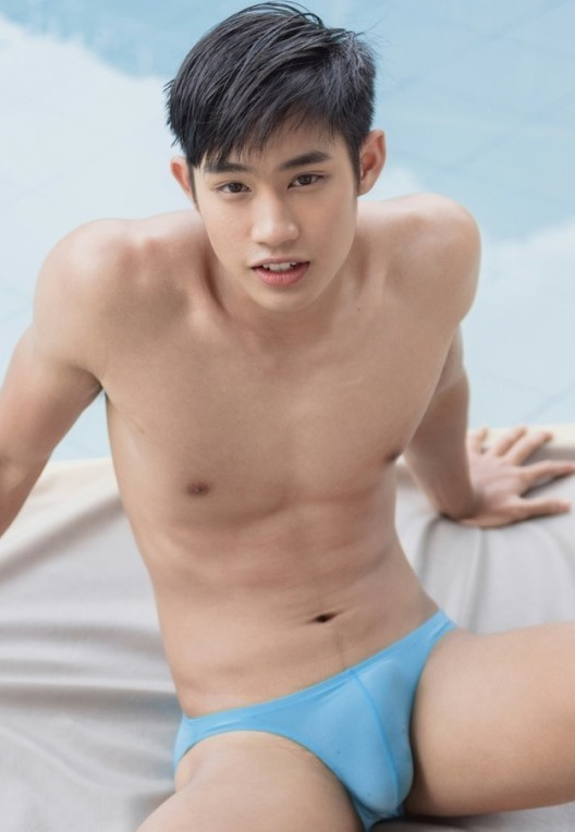 Naked young chinese boys 8