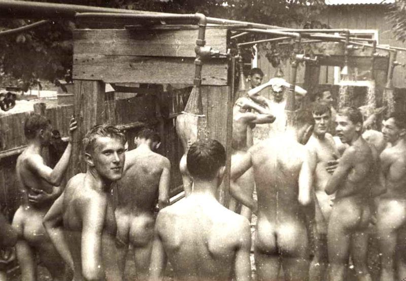 Superstar Nude Class Photo Gif