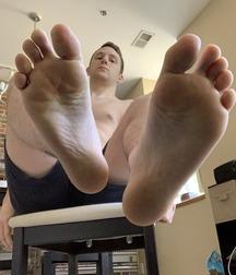 Boys smelly feet 3