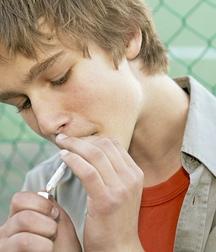 Boys Smoking 2