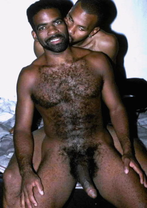 Black hairy naked wife