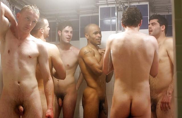 Shower in the prison