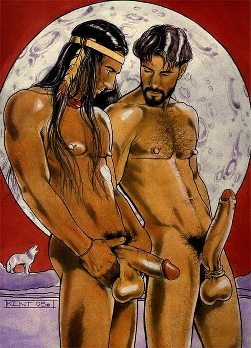 Roscoe gay comic art