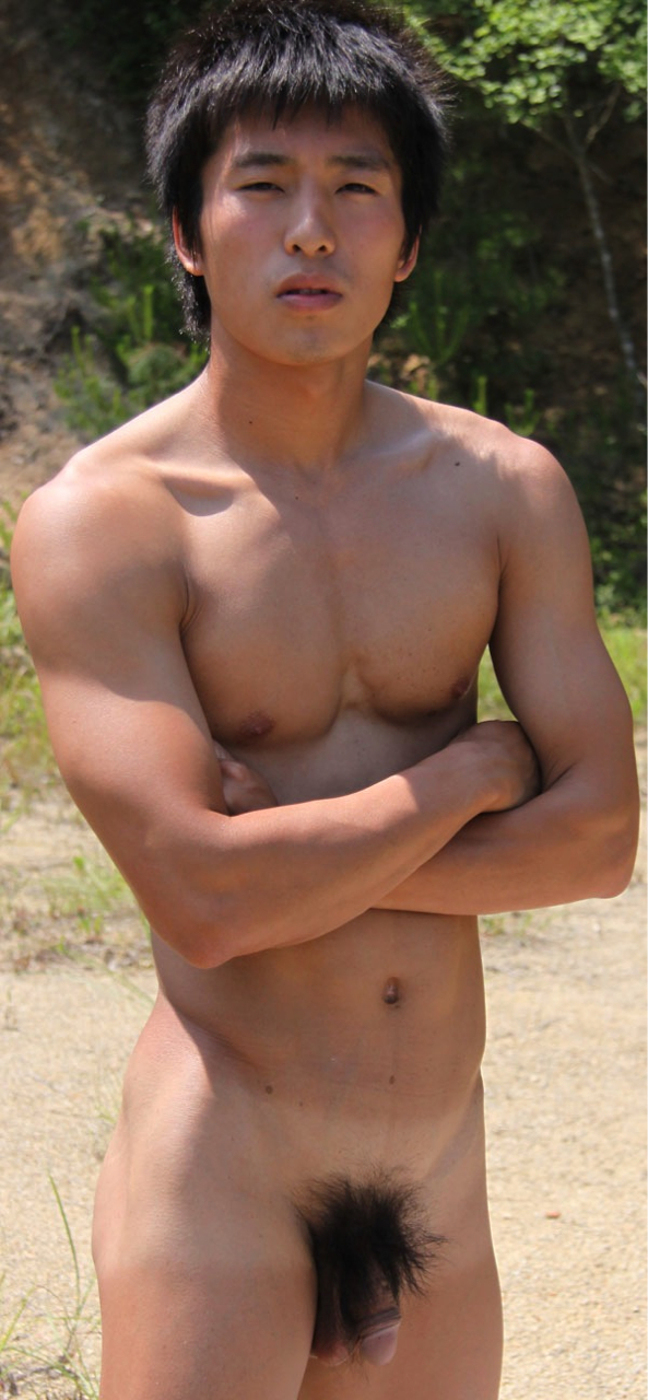 Southeast Asian Gay Male Nude