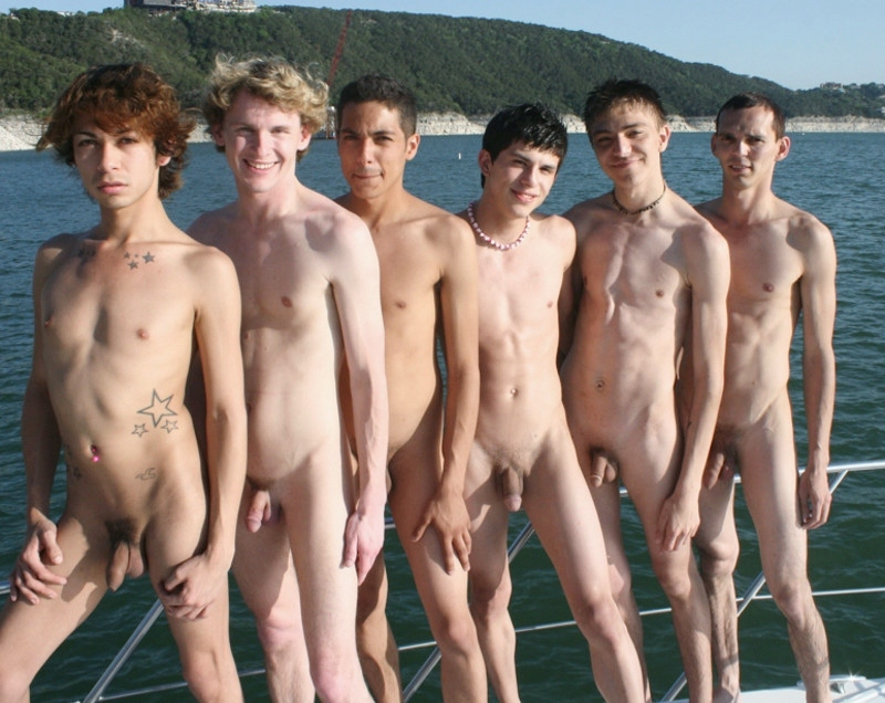 Naked Guys In Groups