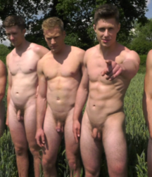 Naked in the Great Outdoors