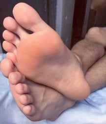 My First Posts of Foot Lovers