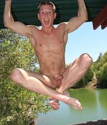 Nudists Outside