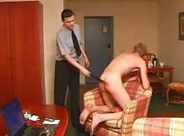 fuck and spank