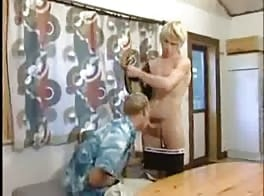 Blond Teens Wild Sex