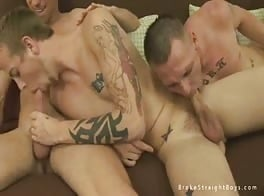 Straight Boy Thugs Sex
