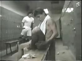 School locker room hidden cam