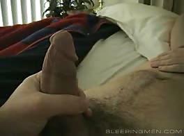 Sleeping Males - Mick