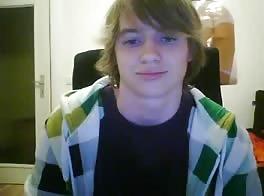 sexy cute boy blond