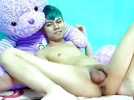 hot emo cute teen boy smooth asian